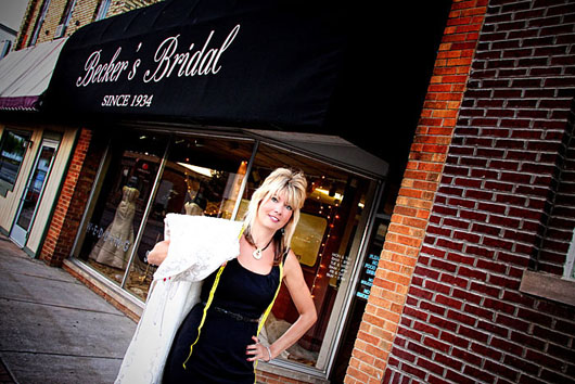 Shelley Becker Mueller, current owner of Becker's